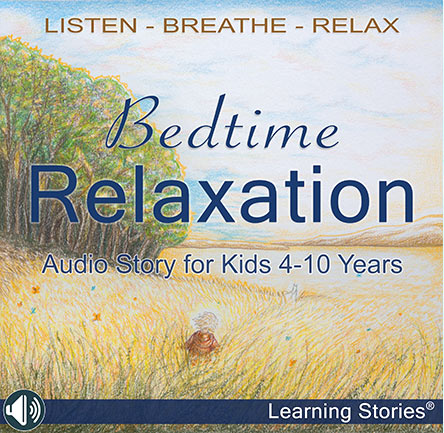 Learning Stories Kids Bedtime Audio